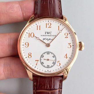 万国IW544201 GS厂精仿万国葡萄牙系列罗伦汀·琼斯纪念款IW544201 玫瑰金 男士腕表复刻价格_多少钱_报价-实名表业高仿手表商城