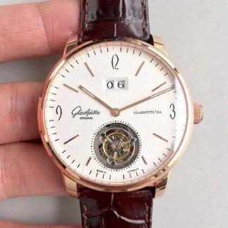 精仿格拉苏蒂原创议员系列1-94-03-04-04-04陀飞轮表价格_多少钱_报价-实名表业高仿手表商城