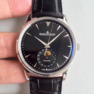 【积家Q1368470】ZF厂一比一精仿积家Master Chronograph计时大师系列Q1368470,黑面,真日月星辰腕表男表,全自动机械男士手表价格_多少钱_报价-实名表业高仿手表商城