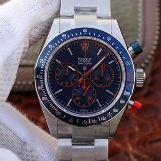 """劳力士酷手布鲁克林Cool hand Brooklyn"""" Rolex Daytona限量版迪通拿价格_多少钱_报价-实名表业高仿手表商城"""