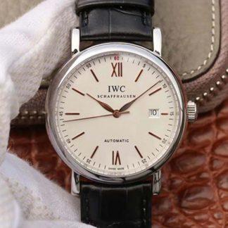 【高仿万国iw356501价格】MKS厂一比一精仿万国IWC 柏涛菲诺系列iw356501 全自动机械男士腕表价格_多少钱_报价-实名表业高仿手表商城