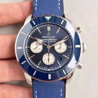 GF厂百年灵精仿表,GF精仿百年灵超级海洋二代系列AB0162161C1A1男士手表 价格_多少钱_报价-实名表业高仿手表商城