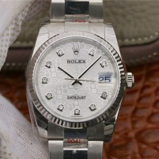 AR厂劳力士男款价格 116234 复刻表价格_多少钱_报价-实名表业高仿手表商城