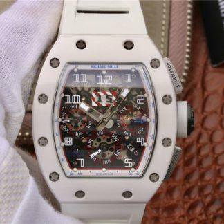 KV厂精仿理查德米勒 理查德米勒RM011款 男士机械表价格_多少钱_报价-实名表业高仿手表商城
