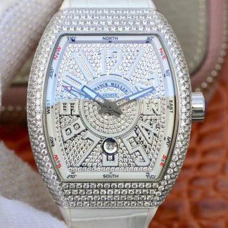 法兰克穆勒v45-05复刻表, 男士手表关于手表价格_多少钱_报价-实名表业高仿手表商城