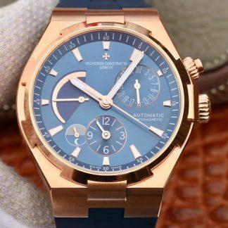 一比一高仿江诗丹顿 蓝面机械腕表价格_多少钱_报价-实名表业高仿手表商城