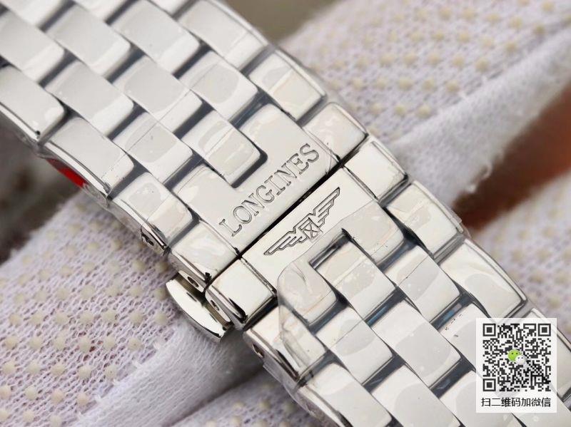 浪琴L4.899.4.12.6,精仿复刻浪琴军旗系列L4.899.4.12.6,男士自动机械表手表价格_多少钱_报价-实名表业高仿手表商城