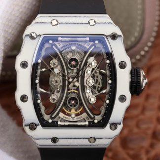 复刻理查德最好的厂家 理查德米勒RM53-01 碳纤维价格_多少钱_报价-实名表业高仿手表商城