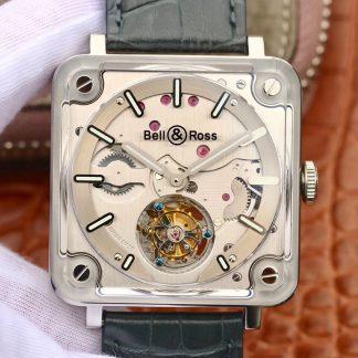 高仿柏莱士BRX2-MRTB-ST 方形机械手表价格_多少钱_报价-实名表业高仿手表商城