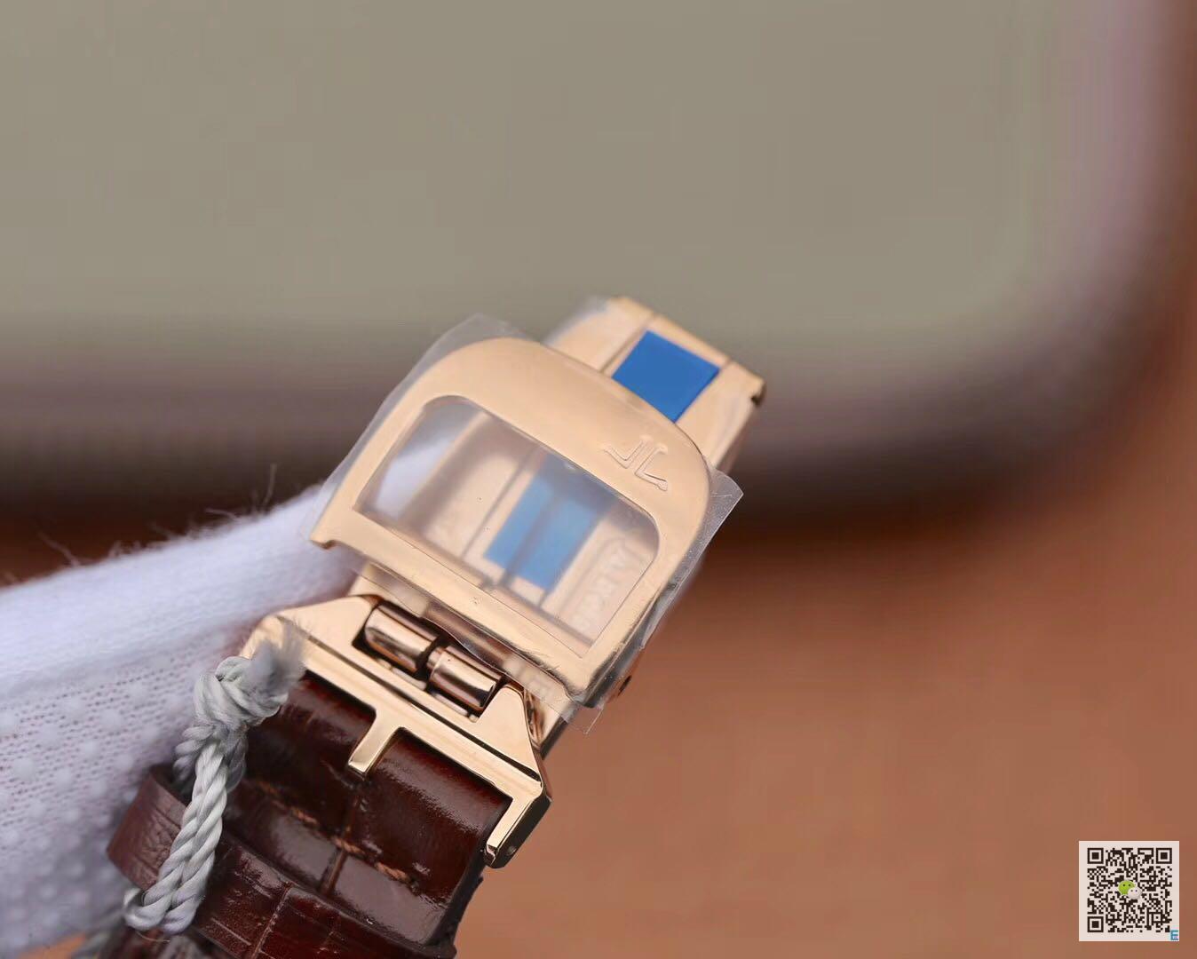 一比一高仿【ZF厂出品】积家机械男表 积家大师系列1542520腕表价格_多少钱_报价-实名表业高仿手表商城