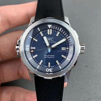 高仿万国IW329005,V6厂精仿万国海洋时计系列IW329005雅克-伊夫·库斯托探险之旅特别版男表价格_多少钱_报价-实名表业高仿手表商城