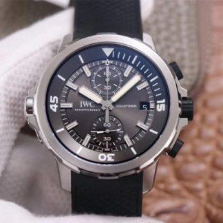 高仿万国IW379506,V6厂精仿万国表海洋时计系列IW379506鲨鱼特别版男表价格_多少钱_报价-实名表业高仿手表商城