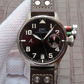 ZF厂万国IW500422,复刻万国飞行员系列IW500422棕色盘男表价格_多少钱_报价-实名表业高仿手表商城
